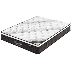 Queen Double King Single Mattress Bed Euro top Pocket Spring Latex *Chiropractic