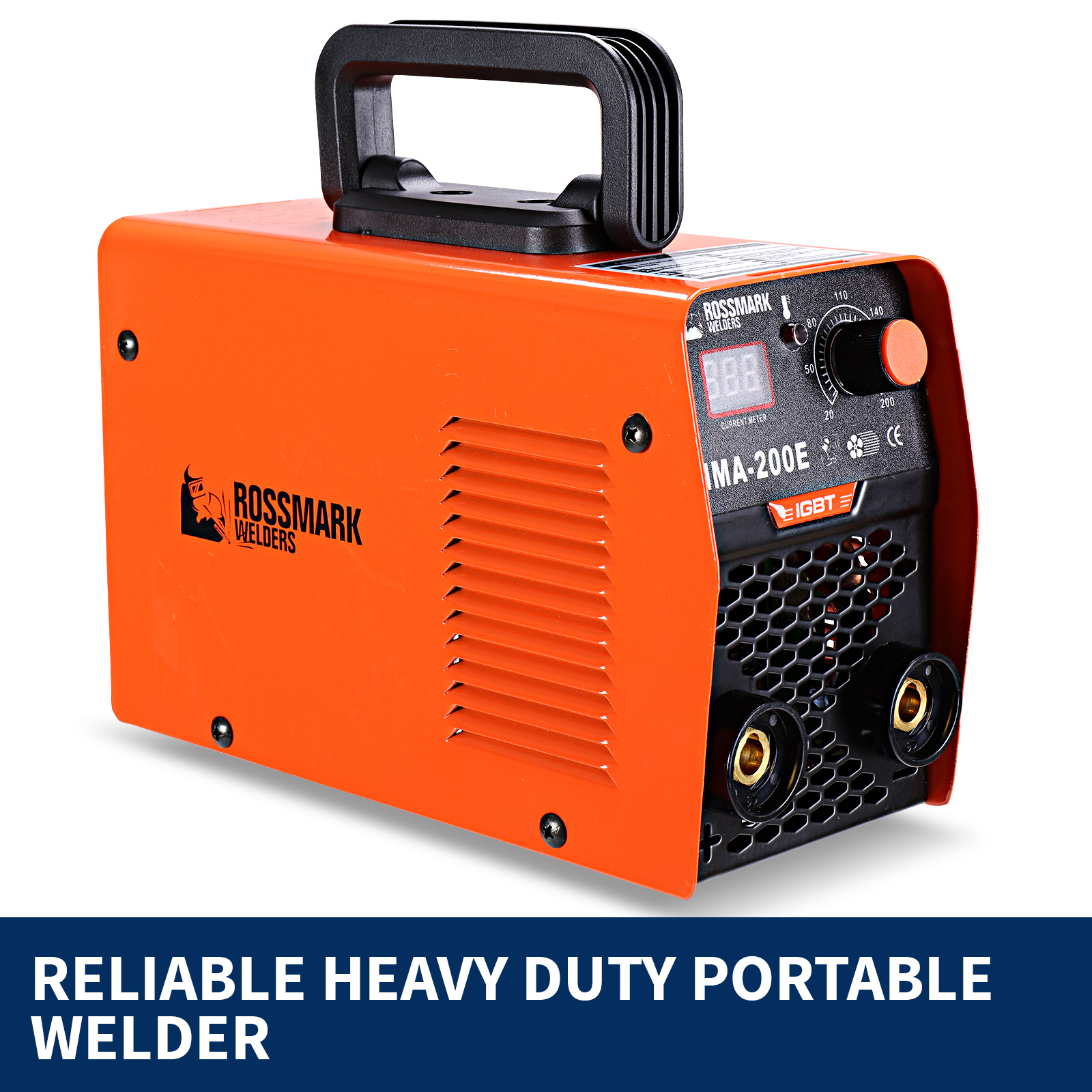 Rossmark 200Amp ARC Inverter Welding Machine