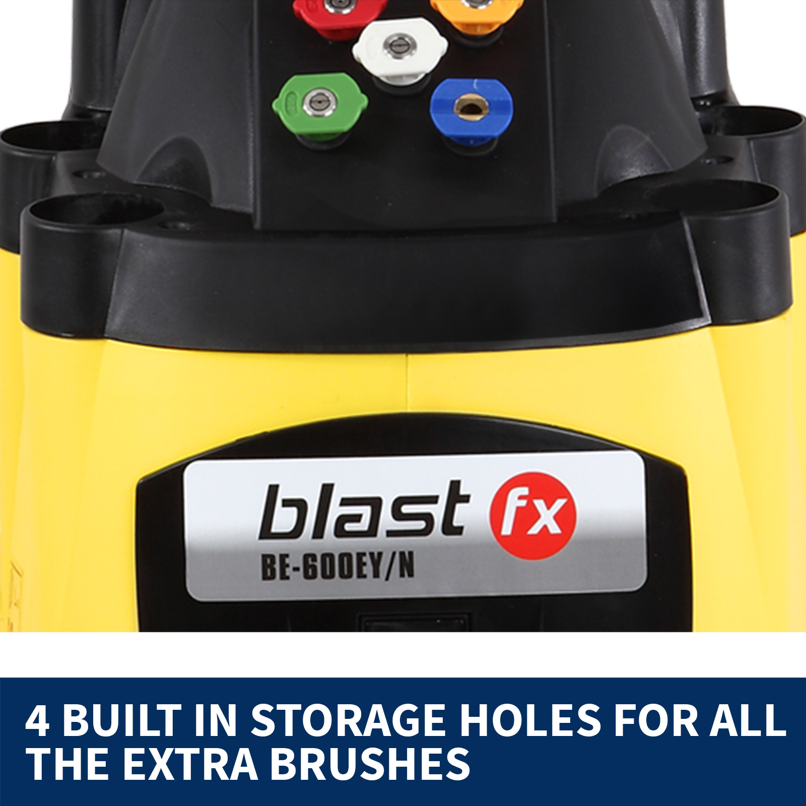 Blast FX 3500PSI Electric High Pressure Washer