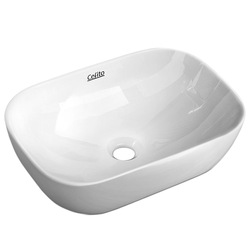 Cefito Ceramic Bathroom Basin Sink Vanity Above Counter Basins White Hand Wash
