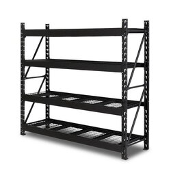 Giantz 2M Warehouse Racking Shelving Heavy Duty Steel Garage Storage Rack