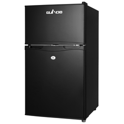 Glacio 90L Portable Fridge Bar Freezer Cooler Upright 12V/24V/240V Caravan Car
