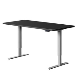 Artiss Height Adjustable Standing Desk Motorised Electric Frame Riser Laptop Computer 120cm