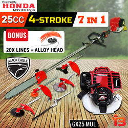 7 in 1 Honda 4 Stroke Brush Cutter Multi Tool