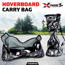 Hoverboard Bag Case Carry Handbag Smart Balancing Electric Scooter Army Camo